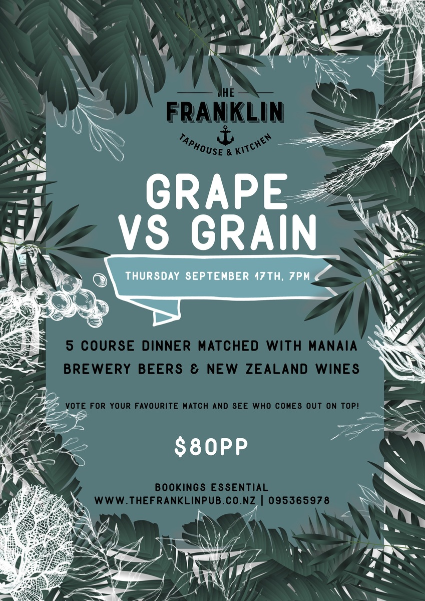 Grape vs Grain